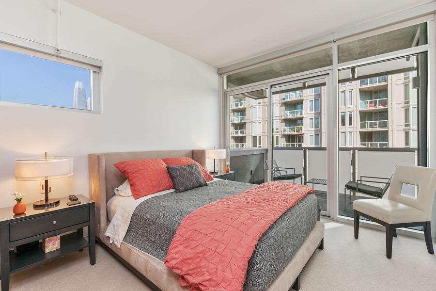 750 Second Street #502 Bedroom 2