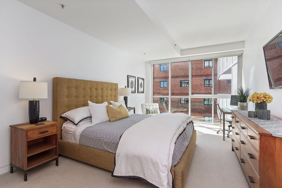 750 Second Street #502 Bedroom