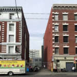 Infill on the Boards for Skinny Mission Street Site