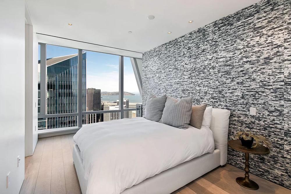 181 Fremont #60A - Bedroom
