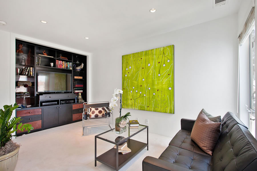 2820 Greenwich Street #3 - Bedroom