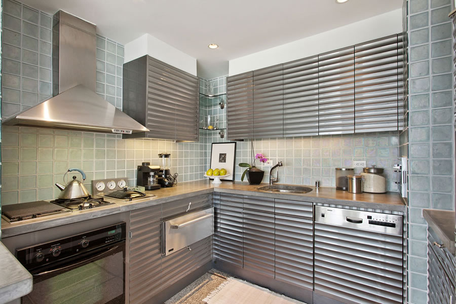 2820 Greenwich Street #3 - Kitchen