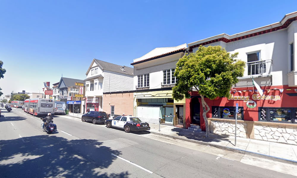 4110-4116 Geary Site