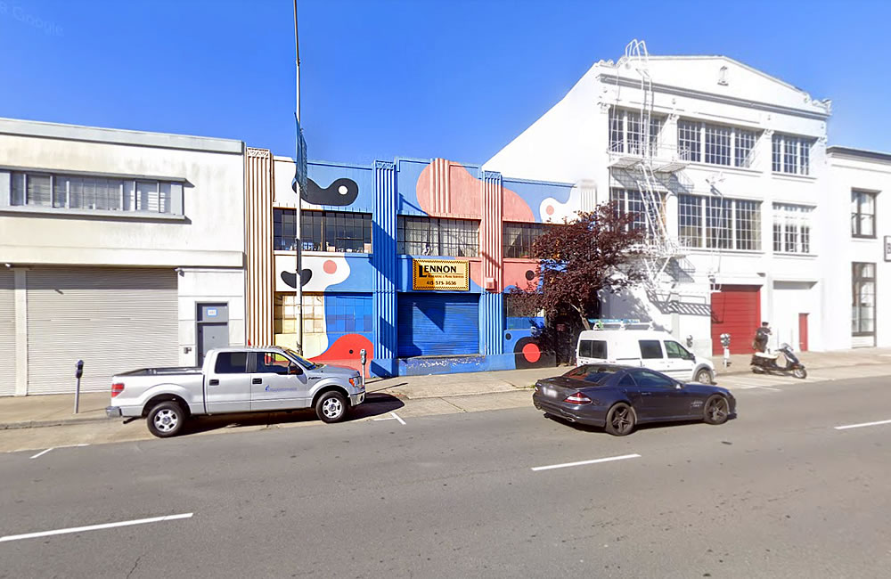 Lennon Studios Space on the Market with a $4.2M Price Tag