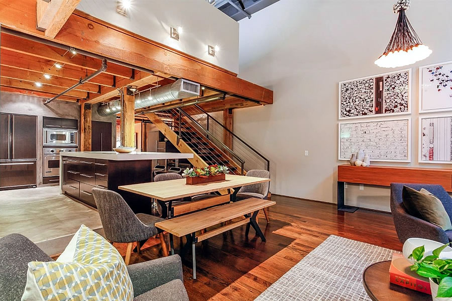 High-End Loft Just Fetched a Mid-2015 Price, But…