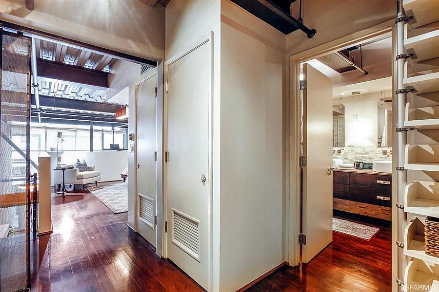 650 Delancey Street #216 - Closet Reverse