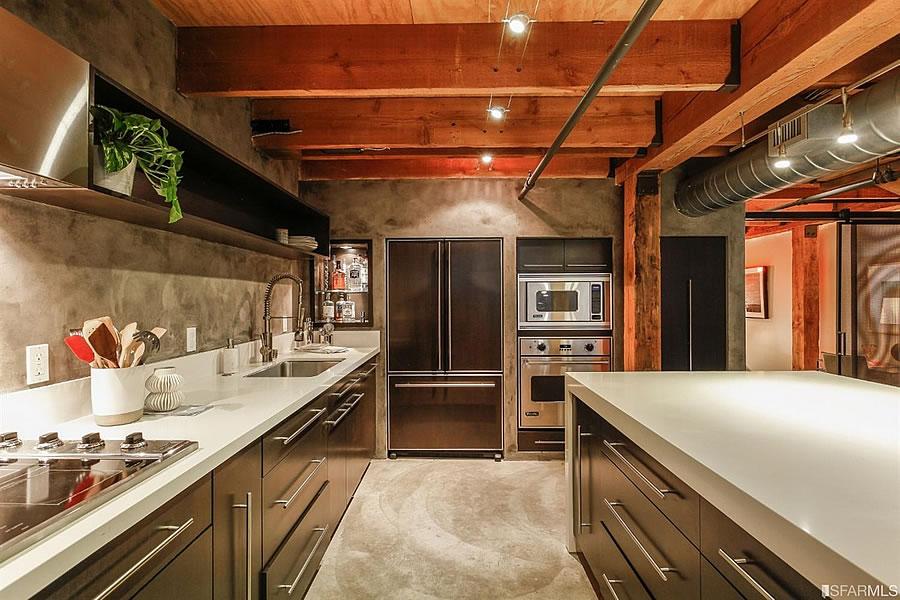 650 Delancey Street #216 - Kitchen