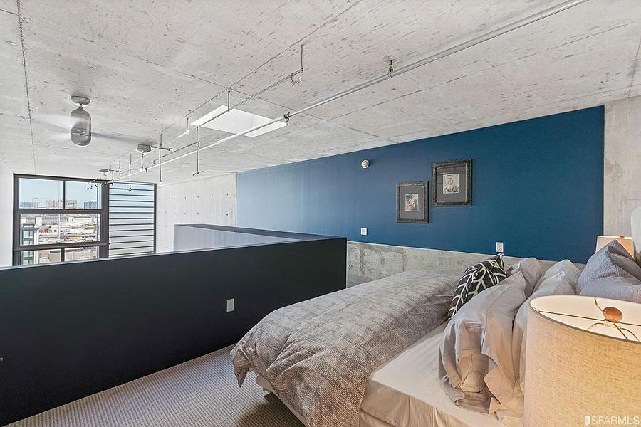 855 Folsom Street #903 Bedroom Loft