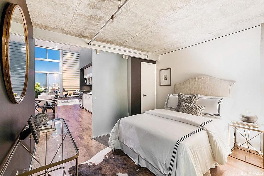 855 Folsom Street #903 Bedroom Lower