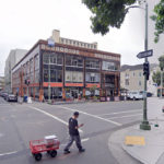 Landmark Howden Building on the Market in Oakland