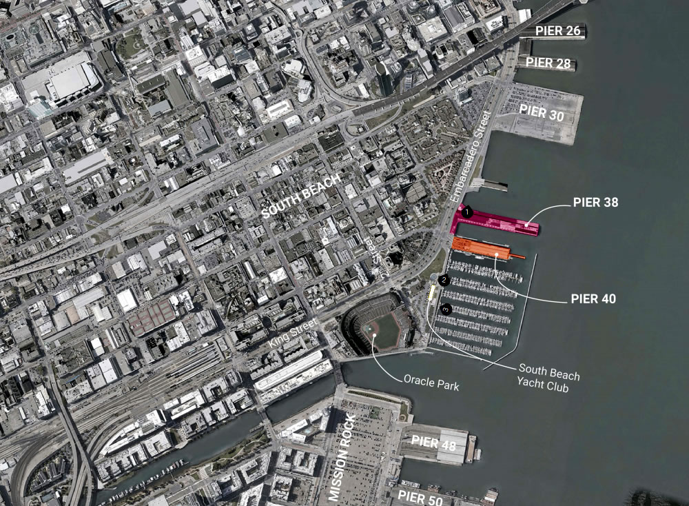 Port Seeking Proposals for Two Historic Piers