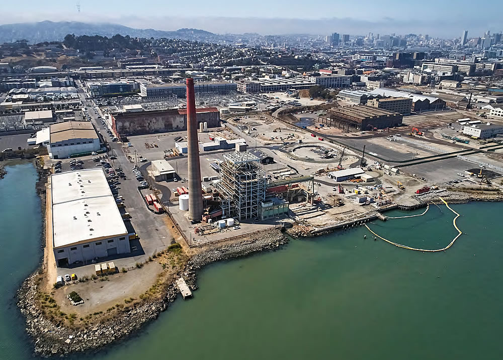 Potrero Power Plant Site