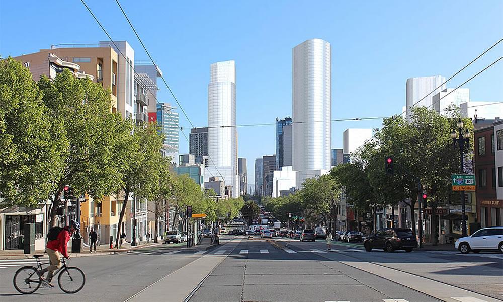 The Hub District Plan 2020 - Rendering