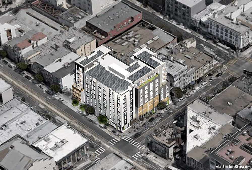 Bonus-Sized Polk Street Project Slated for Approval