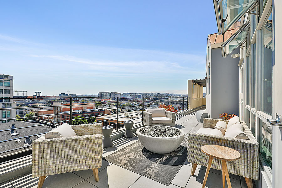 461 2nd Street #651T - Patio