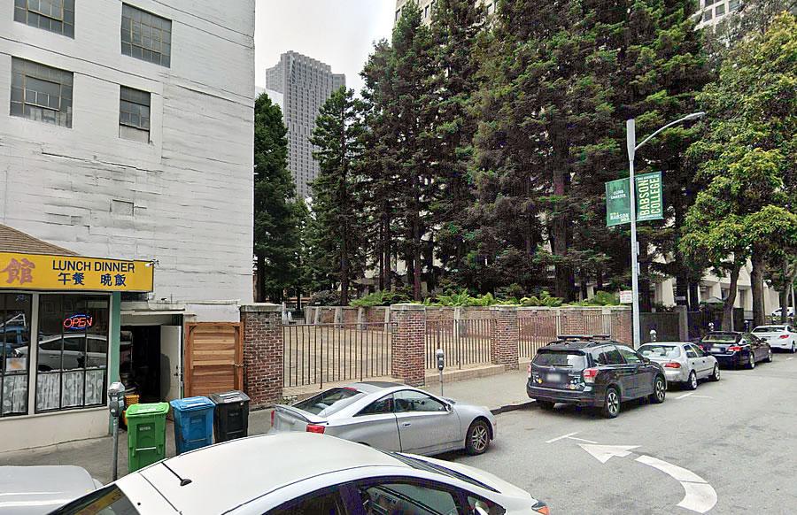 545 Sansome Street - Washington
