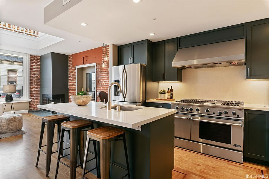 Refreshed Noe Condo Flipped for $200K More
