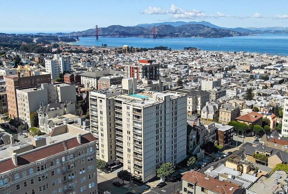 Pac Heights Penthouse Suddenly Listed for 24 Percent Less