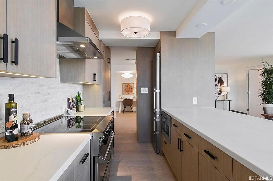 2200 Pacific Avenue - Kitchen Reverse