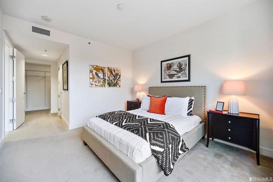 631 Folsom Street #10C Bedroom