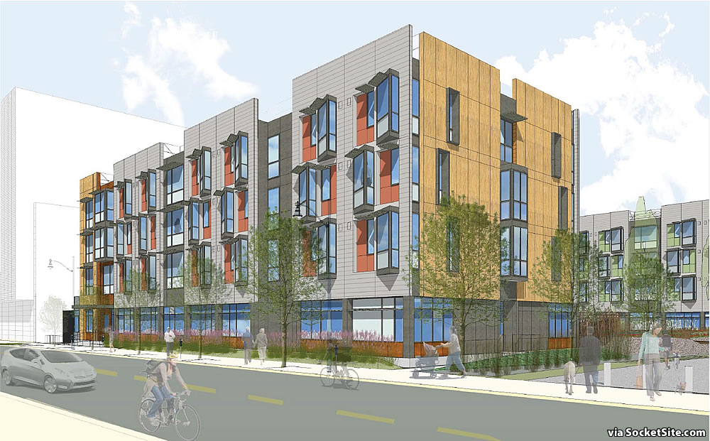 Mission Bay South Block 9 Rendering