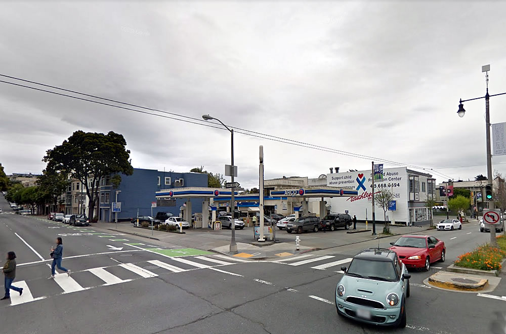 Another Prominent Gas Station Site in Play, But…