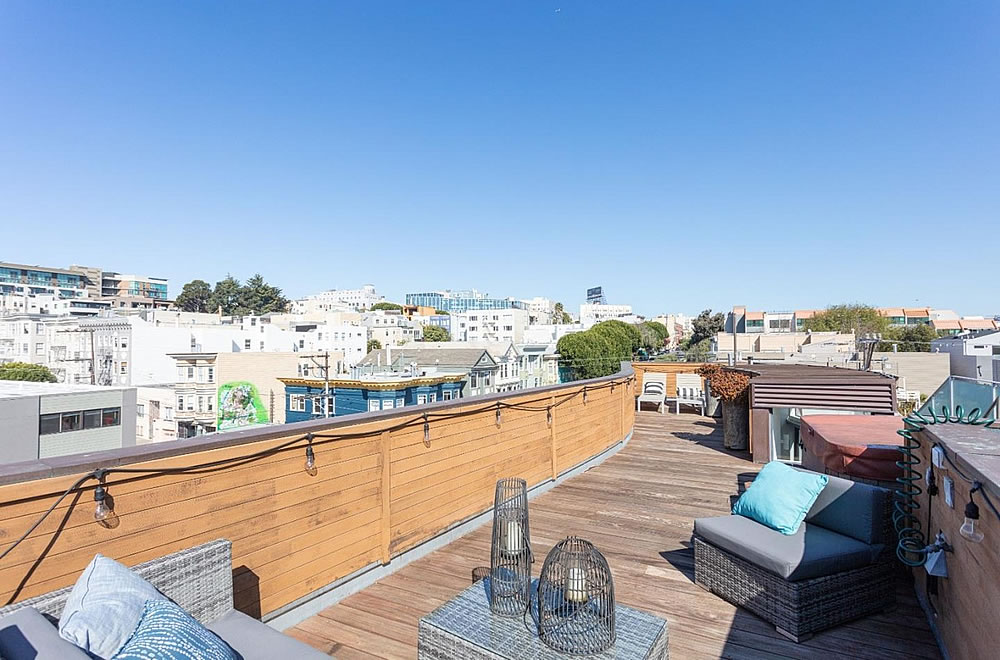203 Guerrero - Roof Deck