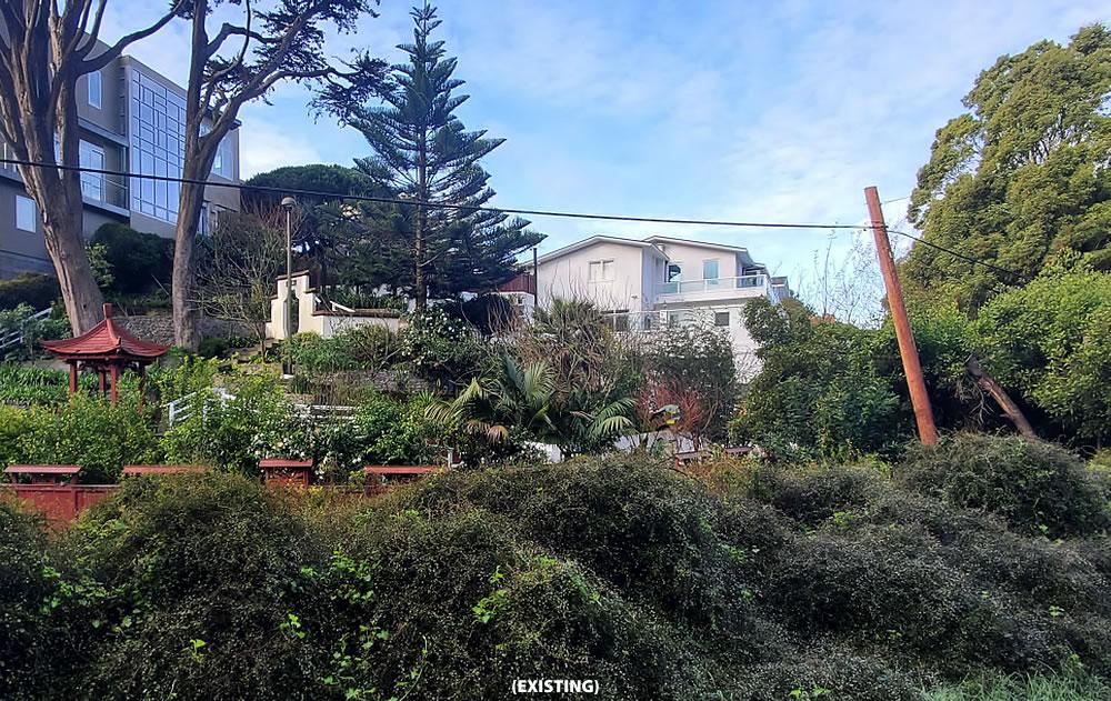 4 Sea Cliff Avenue - terrace