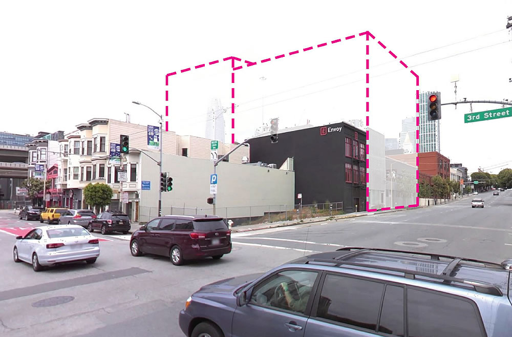 Creative Plans for Building(s) up in Central SoMa