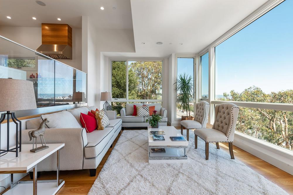 29 Joy Street - Living Room