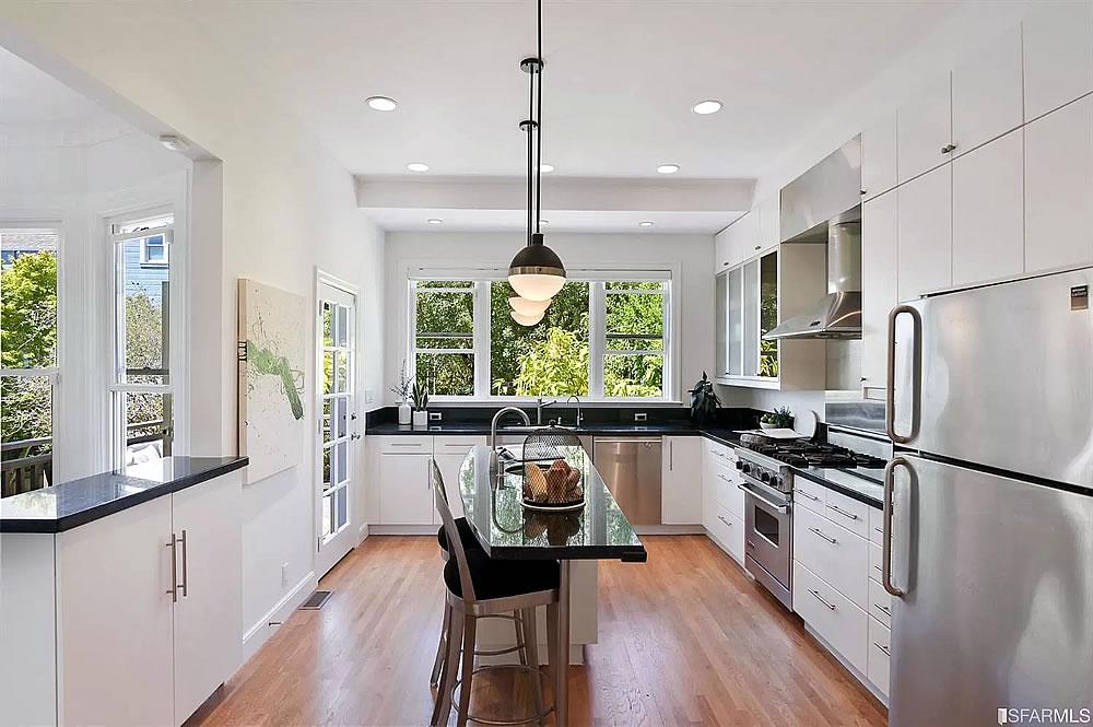 936 Noe Street - Kitchen