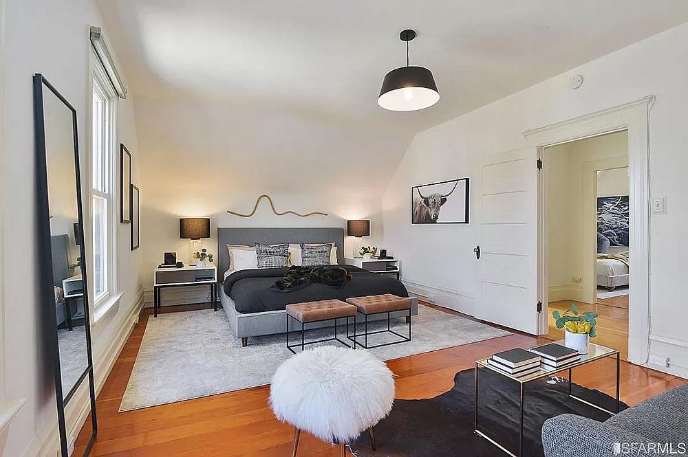 936 Noe Street - Main Bedroom