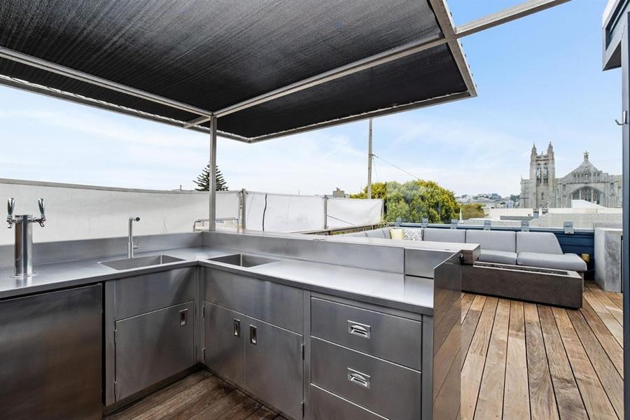 2230 Bush Street 2020 - Rooftop Bar taps