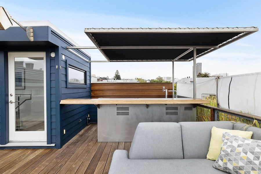 2230 Bush Street 2020 - Rooftop Bar