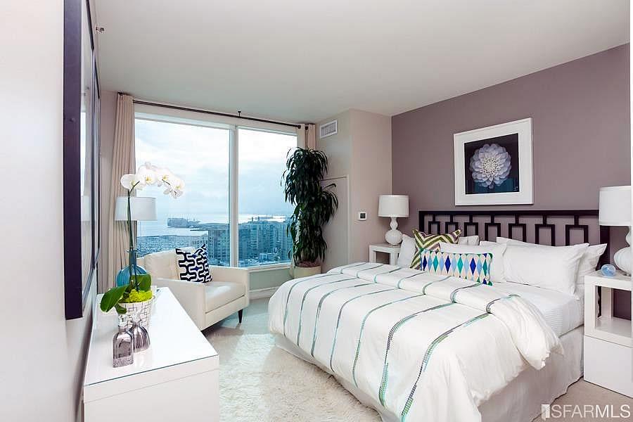 425 1st Street #1902 - Bedroom