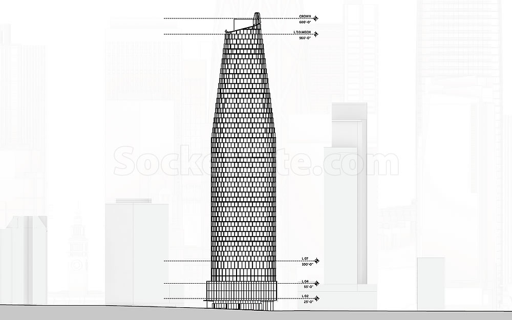 Pushback on Plans for Skyline-Defining Tower