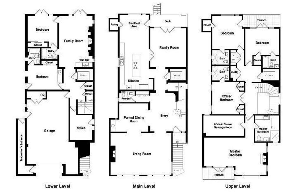 663 Marina Blvd 2020 - Floor Plan