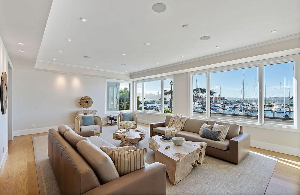 663 Marina Blvd 2020 - Living