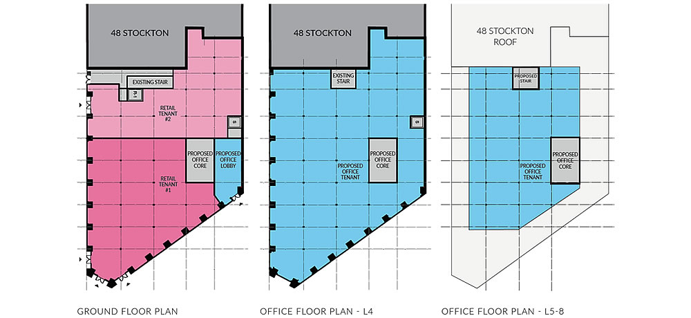 2 Stockton Street Floor Plan