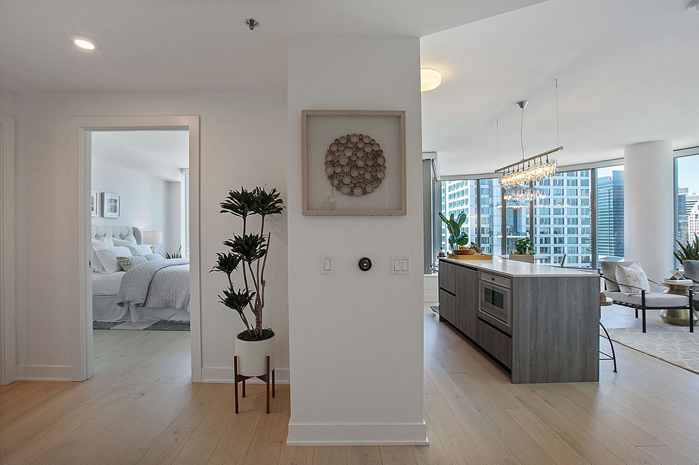 A Luxe Two-Bedroom with Views Trades for $232K Less
