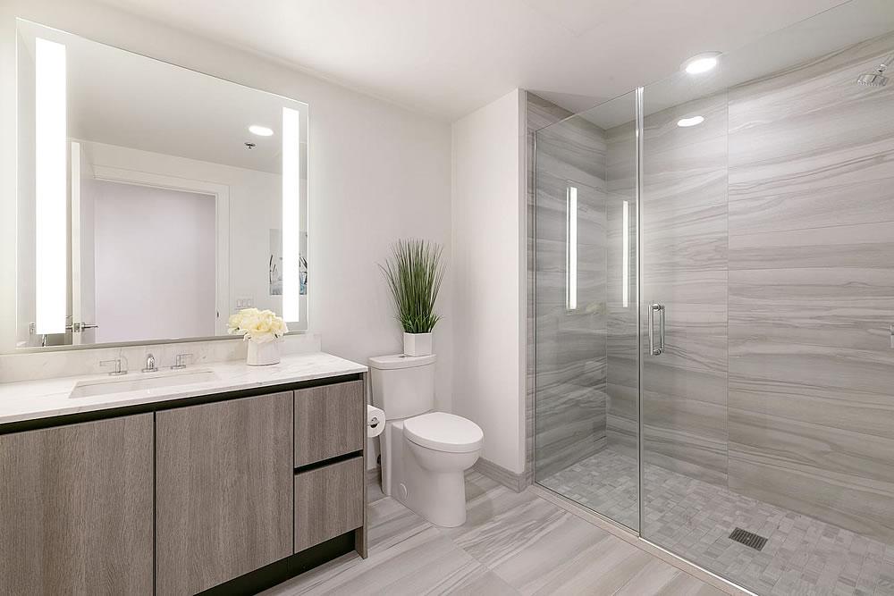 201 Folsom Street #3D - Bathroom