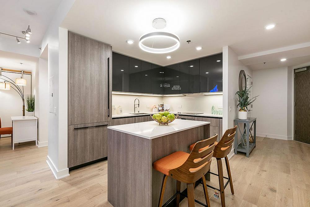 201 Folsom Street #3D - Kitchen