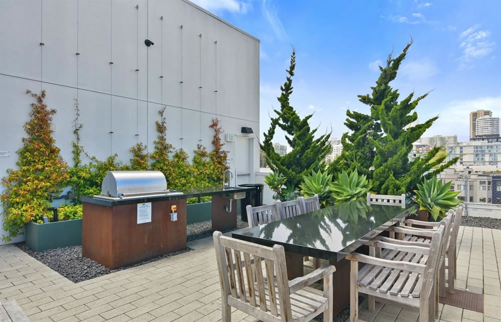 388 Fulton - Roof BBQ