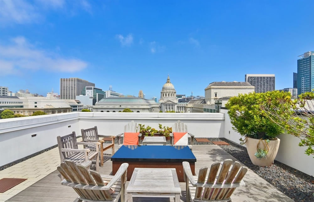 388 Fulton - Roof Deck