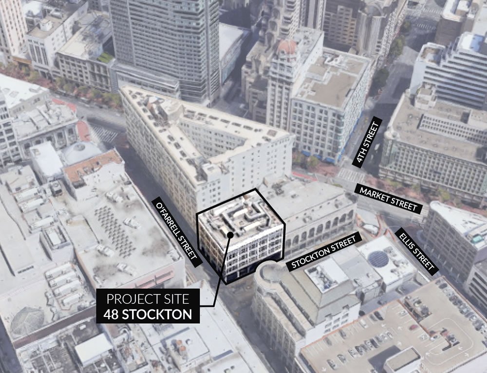 48 Stockton Street Site