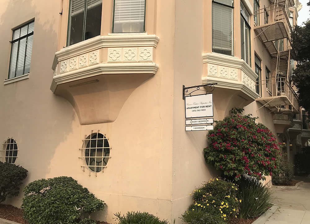 Vacancy Rate Continues to Climb in San Francisco