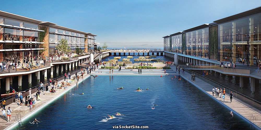 Piers 30-32 Proposal - Strada TCC - Pool