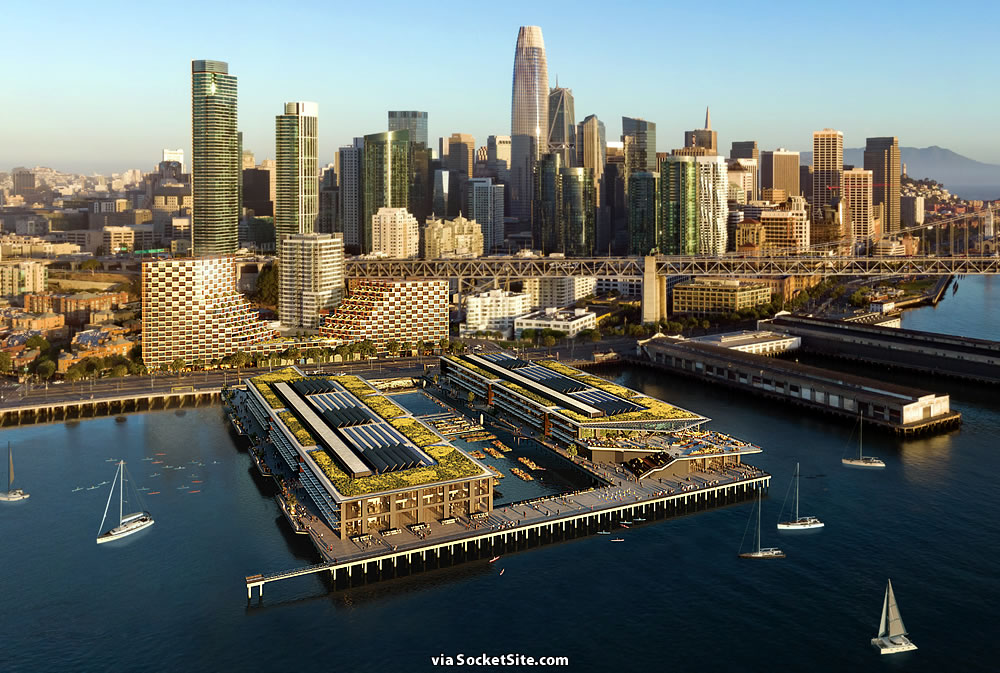 Piers 30-32 Proposal - Strada TCC