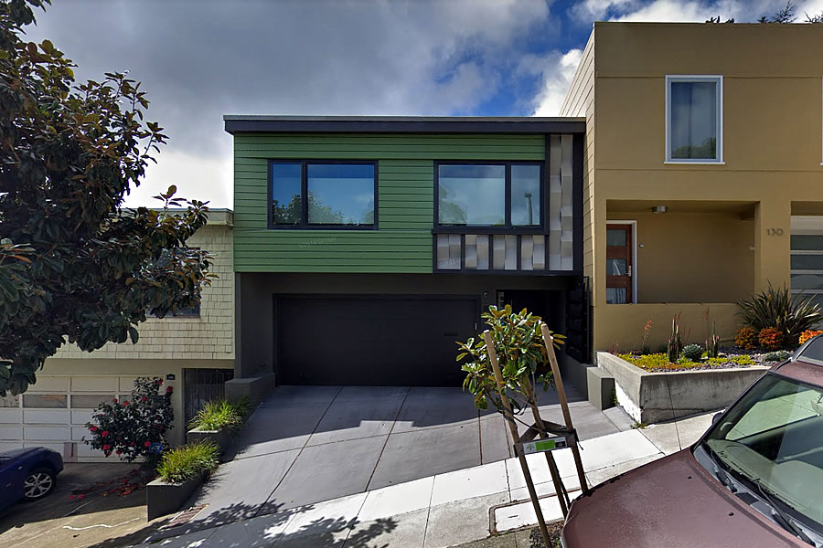 Apples-To-Apples-To-Index for a Remodeled Bernal Home