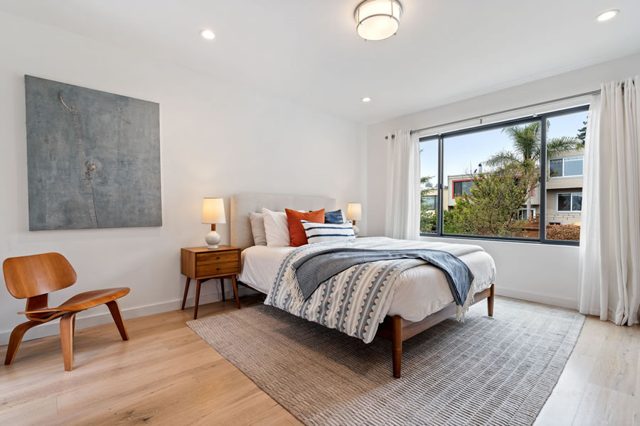136 Bradford 2020 - Bedroom
